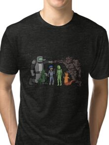 FTL: Faster Than Light Tri-blend T-Shirt