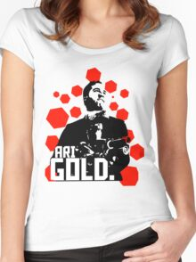 Ari Women's Fitted Scoop T-Shirt