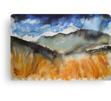 'The Splendour of Cadair Idris' Canvas Print