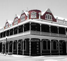 P&O Building Fremantle by kalaryder