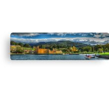 For The Term of Their Natural Life -  Port Arthur World Heritage Area - The HDR Experience Canvas Print
