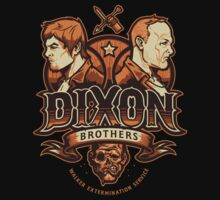 Dixon Brothers Exterminators by WinterArtwork