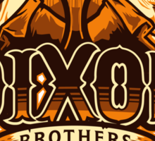 Dixon Brothers Exterminators - STICKER Sticker