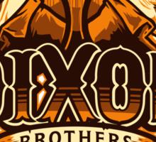 Dixon Brothers Exterminators - STICKER Sticker