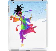 African Sky Dancer iPad Case/Skin
