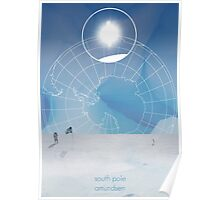 Explorers - Amundsen Poster
