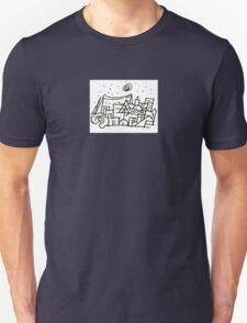 City of Lines  Unisex T-Shirt