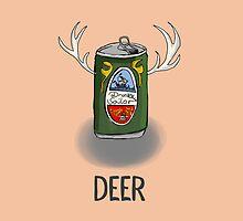 Deer by daspixel