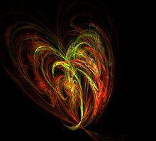 I love you by Maria Tzamtzi