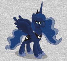 Princess Luna Tshirt (My Little Pony: Friendship is Magic) One Piece - Long Sleeve