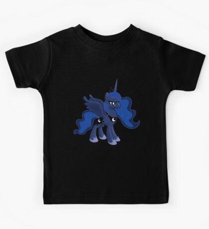 Princess Luna Tshirt (My Little Pony: Friendship is Magic) Kids Tee