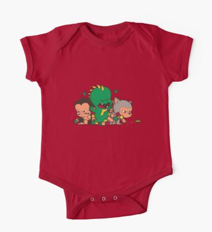 Toddlers Rampage One Piece - Short Sleeve