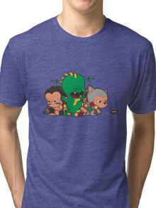 Toddlers Rampage Tri-blend T-Shirt