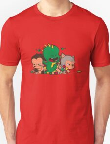 Toddlers Rampage Unisex T-Shirt