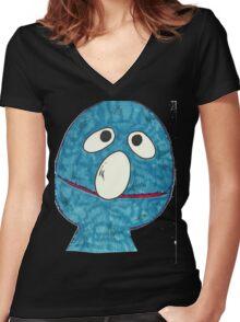 Grover Women's Fitted V-Neck T-Shirt