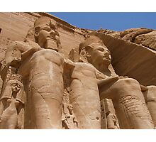 Ramsses the Great! Photographic Print