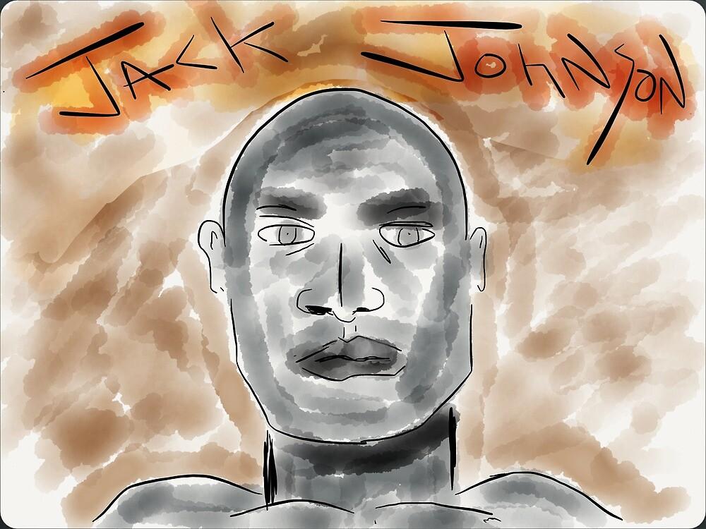 Jack Johnson by IanWeston