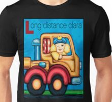 Long Distance Clara Unisex T-Shirt