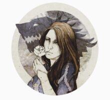 Lyanna Stark · t-shirt by Elia Mervi