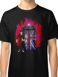 British Time lord Classic T-Shirt