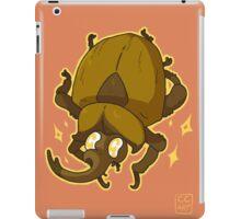 elephant beetle  iPad Case/Skin
