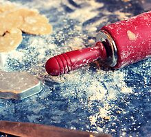 Little Red Rolling Pin by AbigailJoy