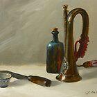 Horn by Guennadi Kalinine