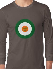 Saint Patrick's Day kiss me Long Sleeve T-Shirt