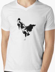 Continent Chicken T-Shirt