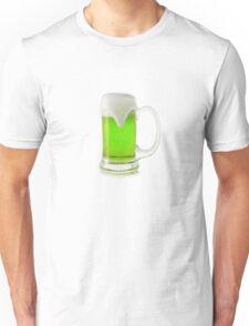 Saint Patrick's Day green beer Unisex T-Shirt