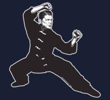 Kung Fu Reagan Kids Clothes