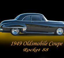 1949 Oldsmobile Coupe w/ ID by DaveKoontz