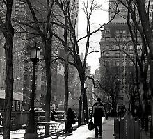 Bryant Park by MattBlanco