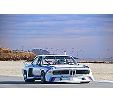 1975 BMW 3.5 CLS GT Photographic Print