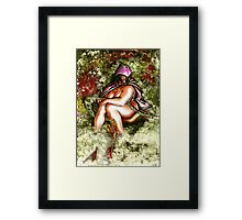 Harvester of souls  2013 Framed Print