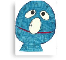 Grover Canvas Print