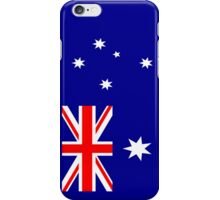 Australia Flag iPhone Case/Skin