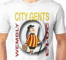 Bradford City Gents at Wembly Unisex T-Shirt