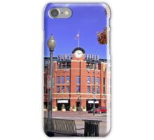 Coors Field iPhone iPhone Case/Skin