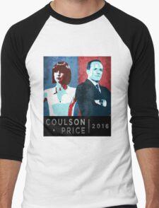 Coulson/Price 2016 Men's Baseball ¾ T-Shirt