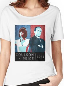 Coulson/Price 2016 Women's Relaxed Fit T-Shirt