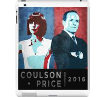 Coulson/Price 2016 iPad Case/Skin