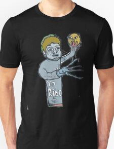 Just freddying about ready for the five finger shuffle. Bosh! T-Shirt