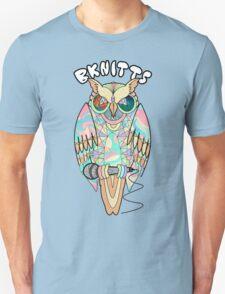 TRIPPY OWL Unisex T-Shirt