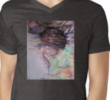 Inner Eyes (original)  Mens V-Neck T-Shirt