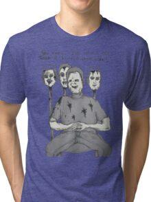 Politik Tri-blend T-Shirt