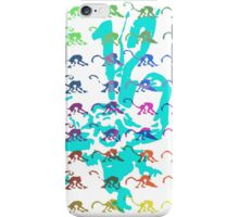 12 Monkeys - Rainbow iPhone Case/Skin
