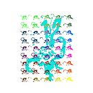 12 Monkeys - Rainbow by edwoods1987