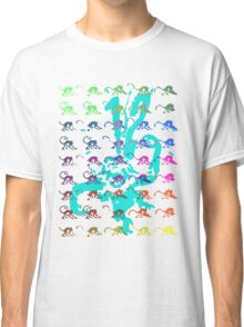 12 Monkeys - Rainbow Classic T-Shirt