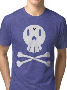Lovely Skull Tri-blend T-Shirt
